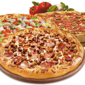 triple pizza deal image