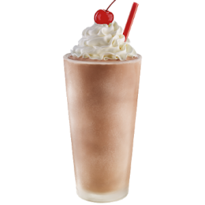 chocolate-milkshake image